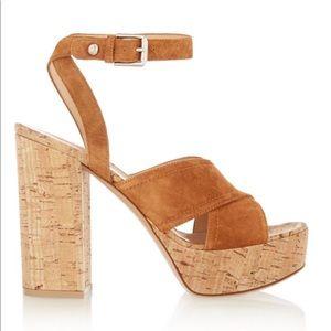 Gianvito Rossi Suzie Platform Sandal